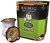 Green Mountain Coffee Hazelnut - K Carafe - 8 ct