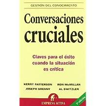 Conversaciones cruciales (Gestión del conocimiento)