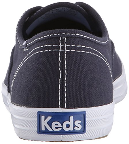 Keds - Champion Core Text-navy, Chaussures De Tennis Bleu (blau)