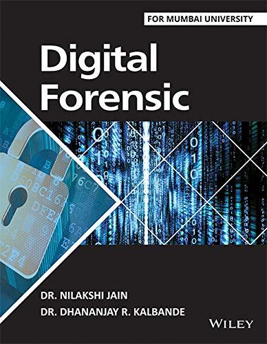 Digital Forensic: For Mumbai University