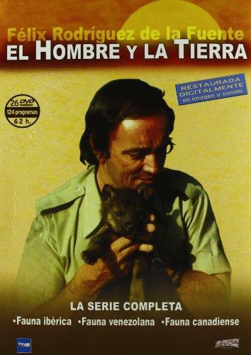 Pack El hombre y la tierra [DVD]