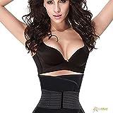 SiaMed Bauchweggürtel für Damen und Herren - Taillenformer - perfekte Abnehmhilfe für einen straffen Bauch