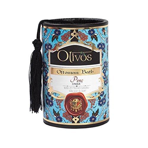 OLIVOS Ottoman Bath Savon Cinque 2 x 100 g
