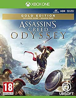 Assassins Creed Odyssey Gold Edition (Xbox One) (B07DHZQYXT) | Amazon Products