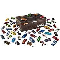 Hot Wheels - Pack 50 Vehículos (Mattel V6697)