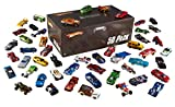 Mattel Hot Wheels V6697 - Customized Car Pack, 50er Pack