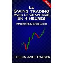 Le Swing Trading Avec Le Graphique En 4 Heures 1: Partie 1: Introduction au Swing Trading (French Edition)