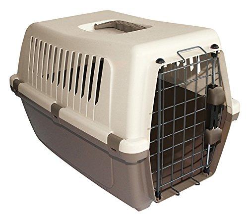 Nayeco PE30037 - Transportín para perros y gatos , 47 x 32 x 19 cm, color verde