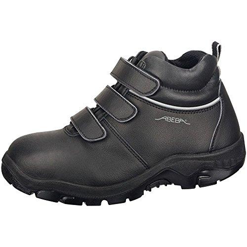 Abeba 2281–36Anatom Scarpe di sicurezza stivali, Bianco, 2281-47