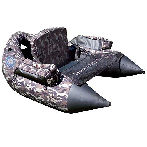 Lineaeffe Belly Boat XXL Camou inkl. Tasche und Pumpe