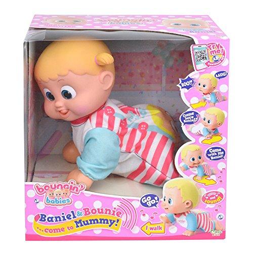 Bouncing Babies Ven con mamá Bounie, 35 cm (Cife Spain 41200)