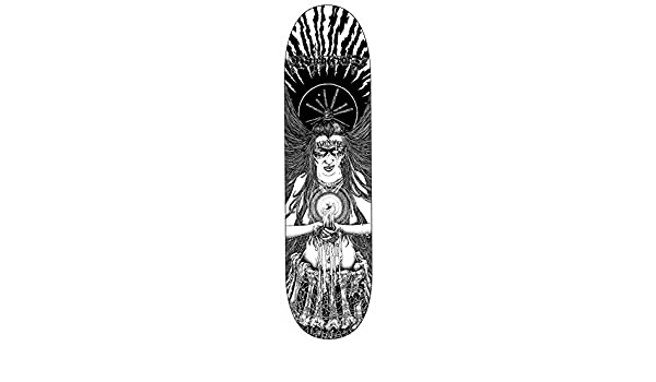 Witchcraft Witchdoctor Skateboard Deck - 9.0