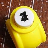 HuaYang Nouveau multi-modèle gaufreur mini poinçon d'artisanat(1Pcs: lapin)