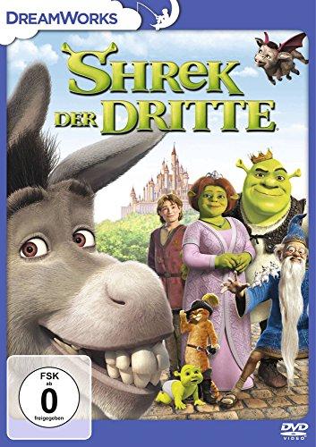 Shrek der Dritte Shrek Dvd Von Amazon