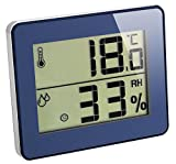 Digitales Thermometer-Hygrometer-Gerät TFA 30.5027.06 zur Überwachung des Raumklimas
