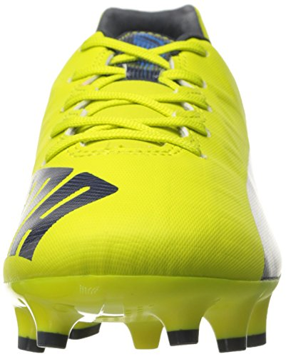 Football Taquet Puma Evospeed 4.4 sol ferme Wn Sulphur Spring-Eclipse-Blue
