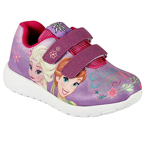frozen zapatillas deportivas spring full print velcro 26
