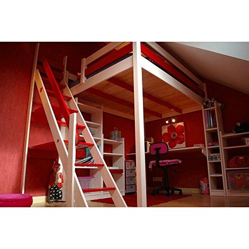 top 10 hochbetten 140x200 was sie beim kauf beachten sollten. Black Bedroom Furniture Sets. Home Design Ideas