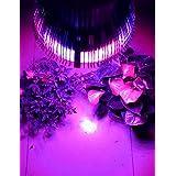 SDYJQ E27 54W Full Spectrum lámparas LED Grow Light Led luz creciente para el sistema de cultivo hidropónico de plantas con flores