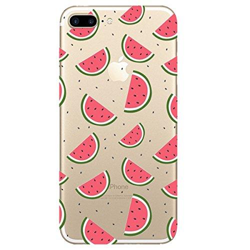 iPhone 7 Puls Custodia Marmo TPU Gel Silicone Protettivo Skin Custodia Protettiva Shell Case Cover Per Apple iPhone 7 Puls (5,5) (7) 1