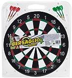 Globo Bersaglio con 6 Freccette, 43 cm, 367314