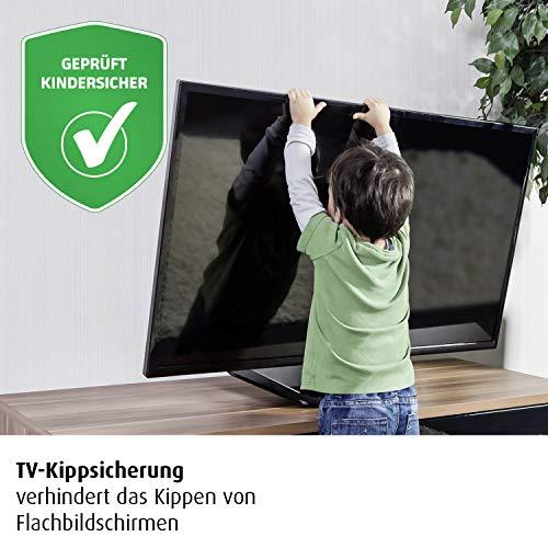 reer TV-Kippsicherung, schützt Kind und Fernseher, vom schwäbischen Kindersicherheits-Experten