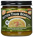 Better Than Bouillon, Vegetarian, No Chicken Base, 8 oz (227 g)