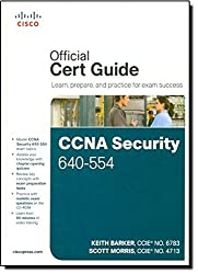CCNA Security Offical Exam Certification Guide, w. CD-ROM (Official Cert Guide)