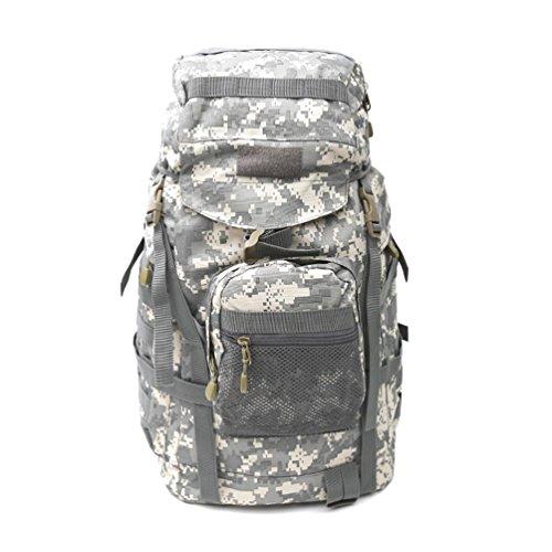 40LTactical MOLLE Assault Rucksack Pack Military Army RucksackTrekking Tasche / 600D Outdoor Sport Military Assault Rucksack A