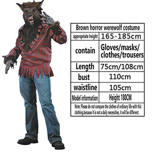 Horrorfilm Frauen Kostüm - T682541 Halloween Kostüm Ghost Kostüm Horror Zombie Männliche Und Weibliche Geister Kleidung Erwachsene Männer Und Frauen Kostüme,A