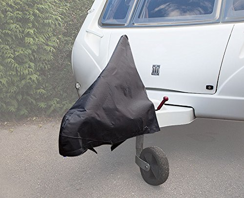 Used, Caravan A frame towing hitch cover, waterproof polyester, for sale  Delivered anywhere in UK