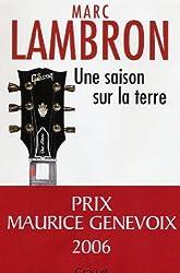 Une saison sur la terre (Littérature Française)