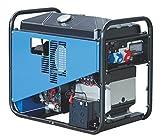 PORTABLE POWER | TECHNIC 15000 TE AVR | EQUIPADO CON UN MOTOR KOHLER | POTENCIA MAX (KW)...