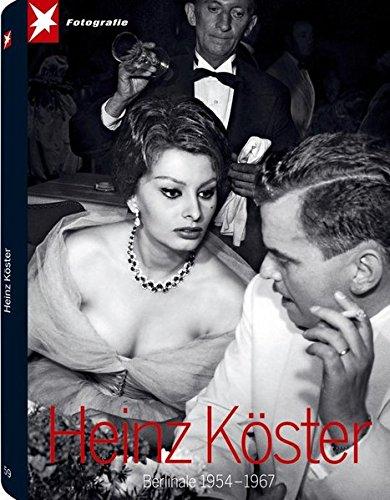 """Stern Spezial Fotografie. Ehemals: """"Portfolio"""""": Heinz Köster. ""Stern Spezial Fotografie 59"": Berlinale 1954-1967 Buch-Cover"