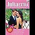 Julia Extra Band 0294: HEIMLICH VERLIEBT IN DEN CHEF / DIESE DREI KLEINEN WORTE ... / VERFÜHRUNG ÜBER DEN WOLKEN / EIN UNMORALISCHES ANGEBOT? /