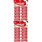 Eveready CZN Battery Red Hd AA 1015 Battery (Pack of 20 Strip)