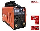 Power MMA 180 Pro MMA E-Hand ARC Inverter Schweißgerät 180Amp. 230V IGBT 60%ED