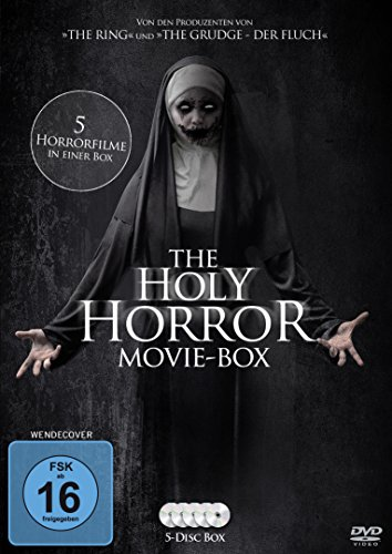 The Holy Horror Movie Box (5 Horrorfilme in einer Box) [5 DVDs]