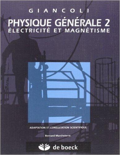 Physique,tome 2 : Electricité de Giancoli ( 8 juin 1993 )