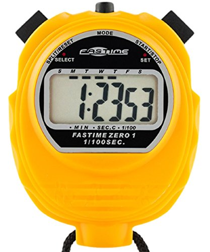 Fastime 01 Stopwatch Yellow