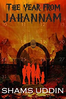 The Year from Jahannam by [Uddin, Shams]