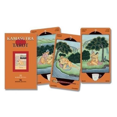 Kamasutra Tarot (English and Spanish Edition) by Lo Scarabeo (2006-10-08)