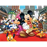 41-84 Welcome to Disney puzzle bubble wrap 500 pieces world premiere (japan import)