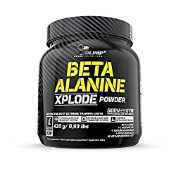 Olimp Beta-Alanine Xplode Powder | Aminosäuren, Beta-Alanin | Pre Workout Boost | Orange Geschmack | 420 g