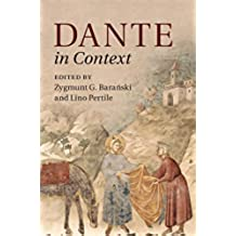 Dante in Context (Literature in Context) (English Edition)