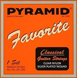 Cordes de Guitares Classiques Standard Nylon - thomannde
