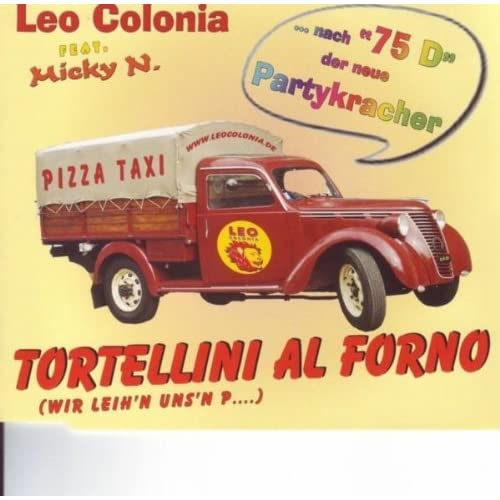 Tortellini Al Forno (Denglish Version)