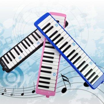 en Melodica Mundharmonika mit Tutorial Handtasche ()