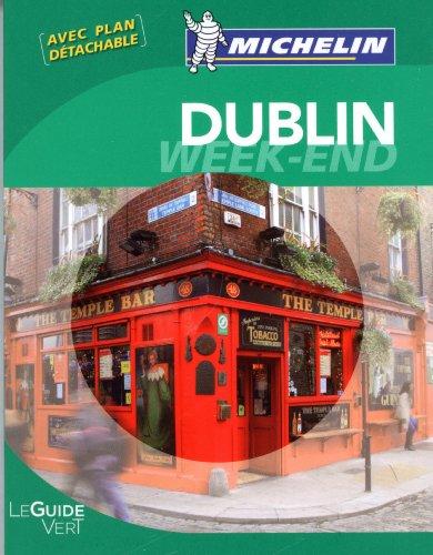 Dublin : Avec plan détachable par Michelin