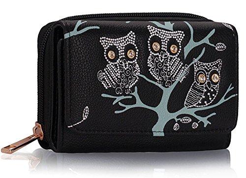 Schöne Kleine Mädchen (TrendStar Brieftaschen für kleine Damen Geldbörsen Hohe Qualität Mädchen-Kartenhalter Neue)